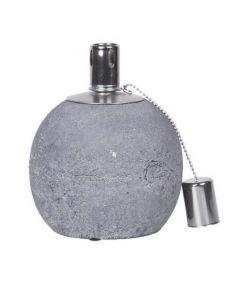 Esschert Olielamp beton L
