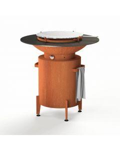 Burni Forno Barbecue Base 1