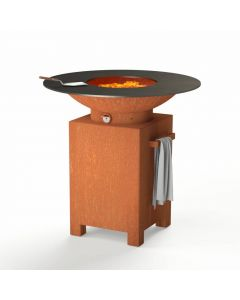 Burni Forno Barbecue Base 2