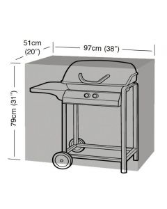 Garland barbecuehoes buitenkeuken 71 cm