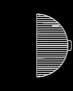 BonFeu BonGrill ½ Vuurschaal Ø80