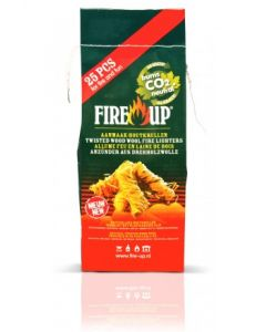 Fire-up Aanmaak houtkrullen