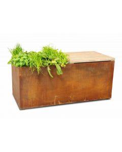 OFYR Herb Garden bench
