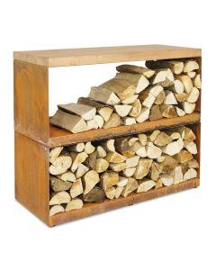 OFYR Wood storagedressoir