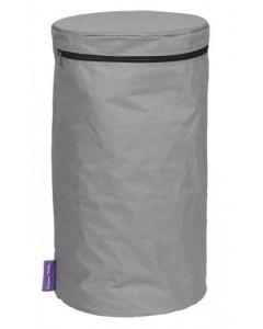 Beschermhoes voor bijzettafel / enclosure grijs