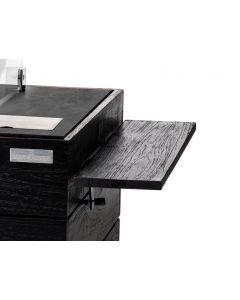 Side table voor Cocoon Table teakhout klein