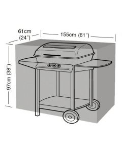 Garland barbecuehoes buitenkeuken 155 Brons