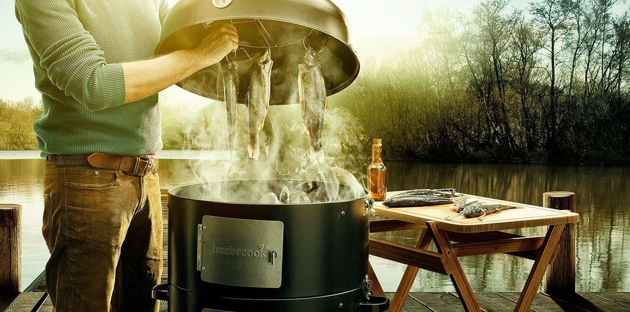 Barbecook rookovens