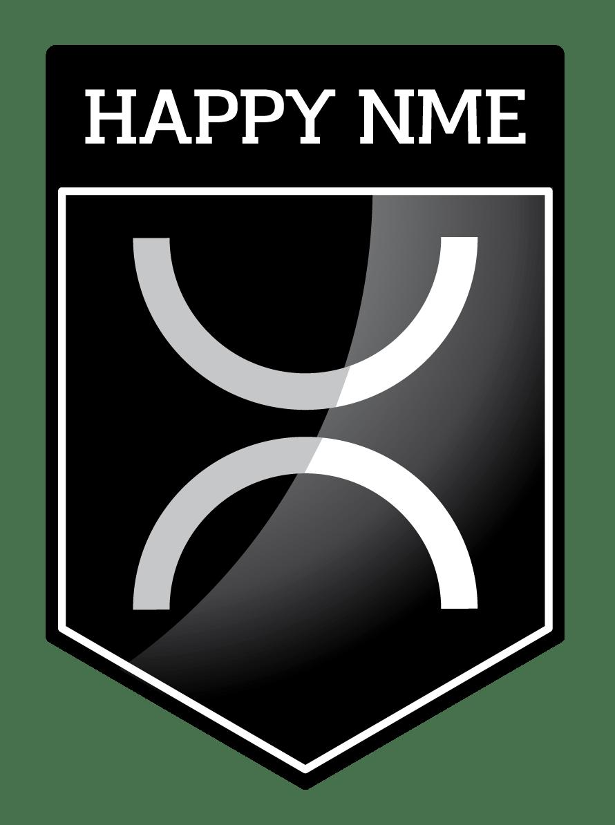 Happy NME vuurzuil